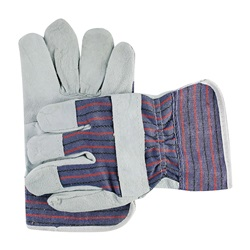 Leather Palm Gloves