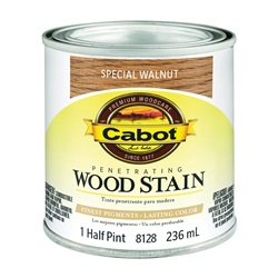Interior Wood Stains