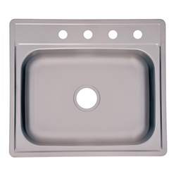 Drop-In & Top Mount Kitchen Sinks