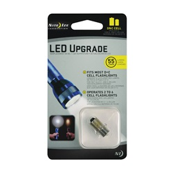 Flashlight & Lantern Replacement Bulbs