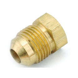 Brass Pipe Flare Plugs