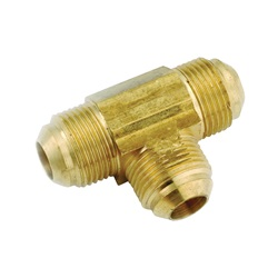 Brass Pipe Flare Tees