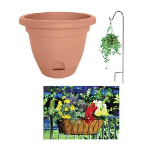 Planters, Pots & Hangers
