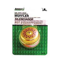 Lawn Mower Mufflers