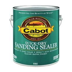 Sanding Sealers