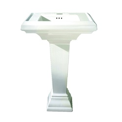 Pedestal Sink Basins