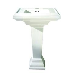 Pedestal Sink Basins