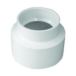 PVC DWV Pipe Couplings