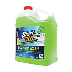 RV Cleaning Supplies