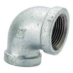 Galvanized Iron Pipe Elbows
