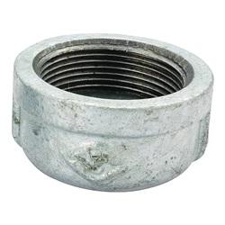 Galvanized Iron Pipe Caps