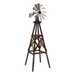 Windmill Aeration System