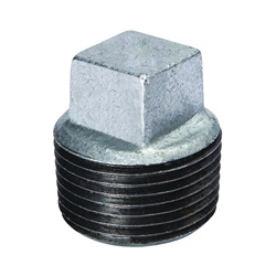 Galvanized Iron Pipe Plugs