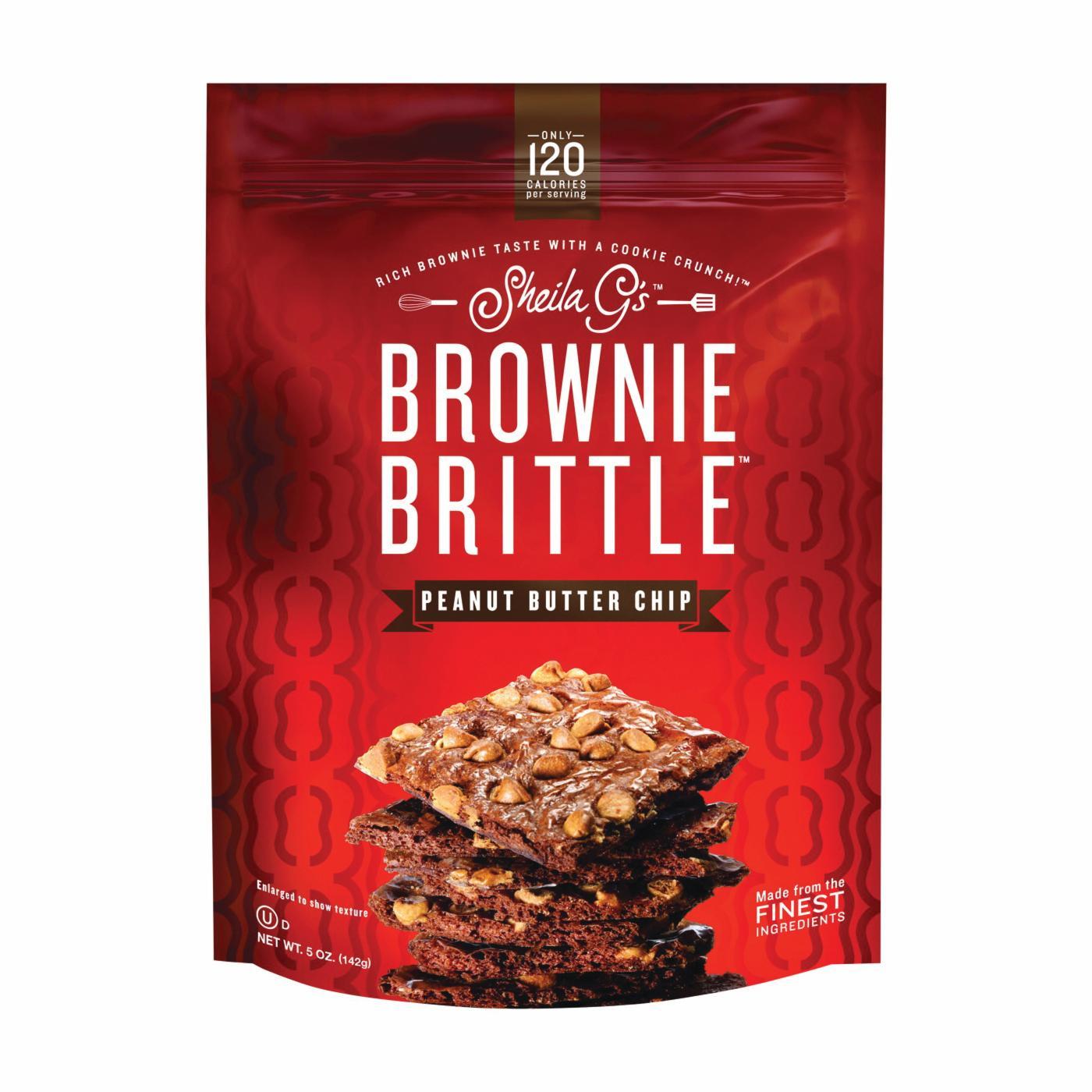 BROWNIE BRITTLE SG1210