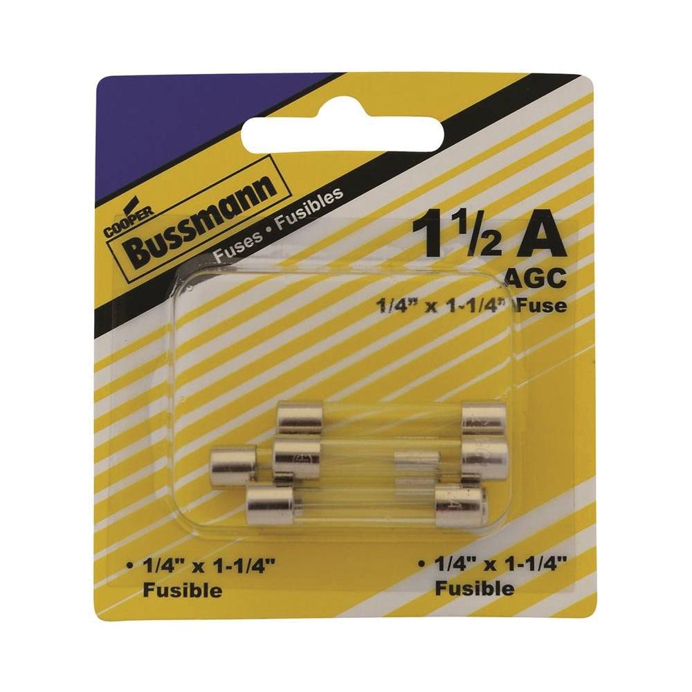 Bussman BP/AGC-1-1/2-RP