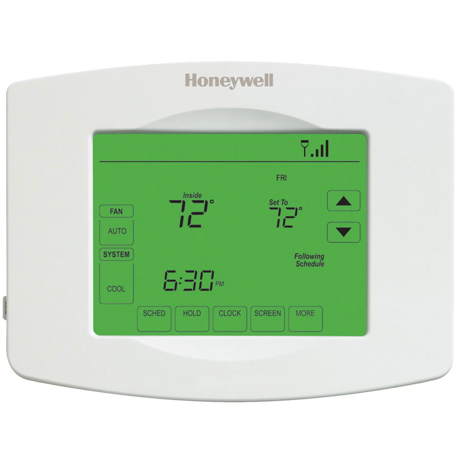 HONEYWELL CONSUMER RTH8580W1007/W
