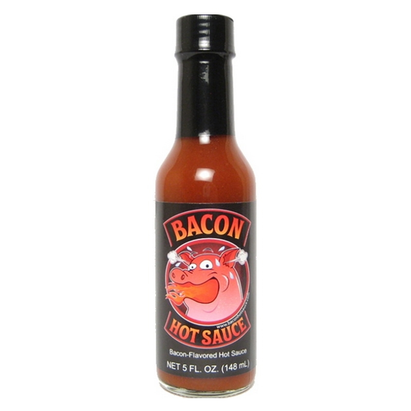 Bacon Hot Sauce 1731