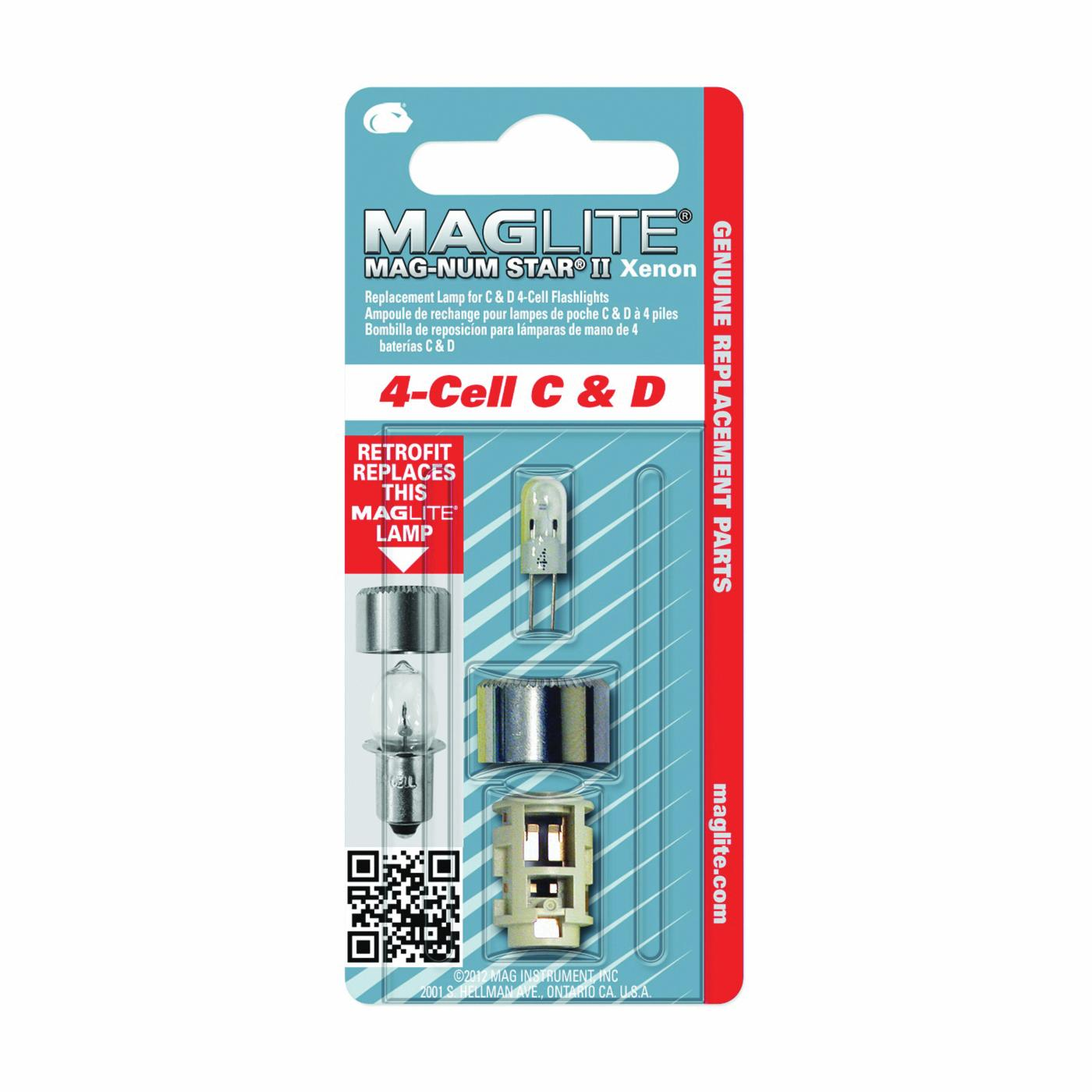 MagLite LMXA401