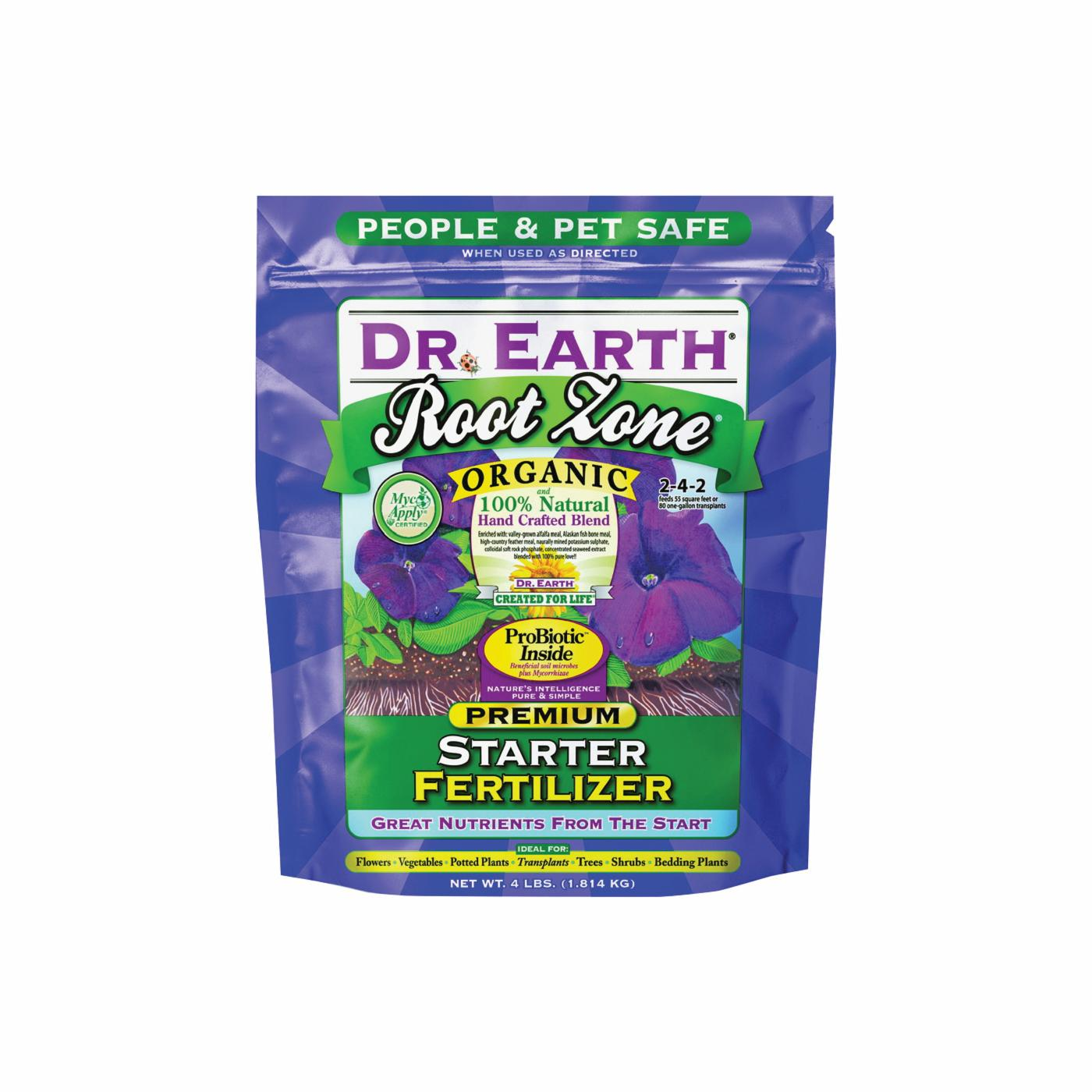 Dr. Earth 701P