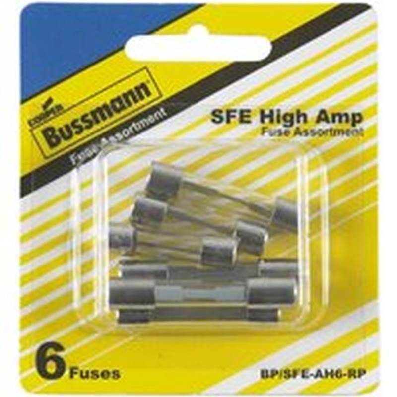Bussman BP/SFE-AH6-RP