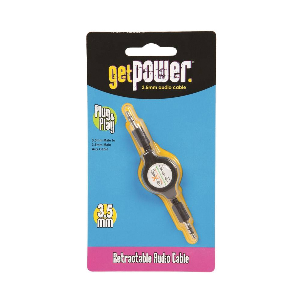 GetPower GP-RETR-AUX-BLK