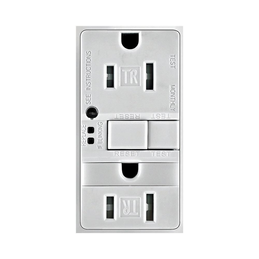 Eaton Wiring Devices TRSGFNL15W-K