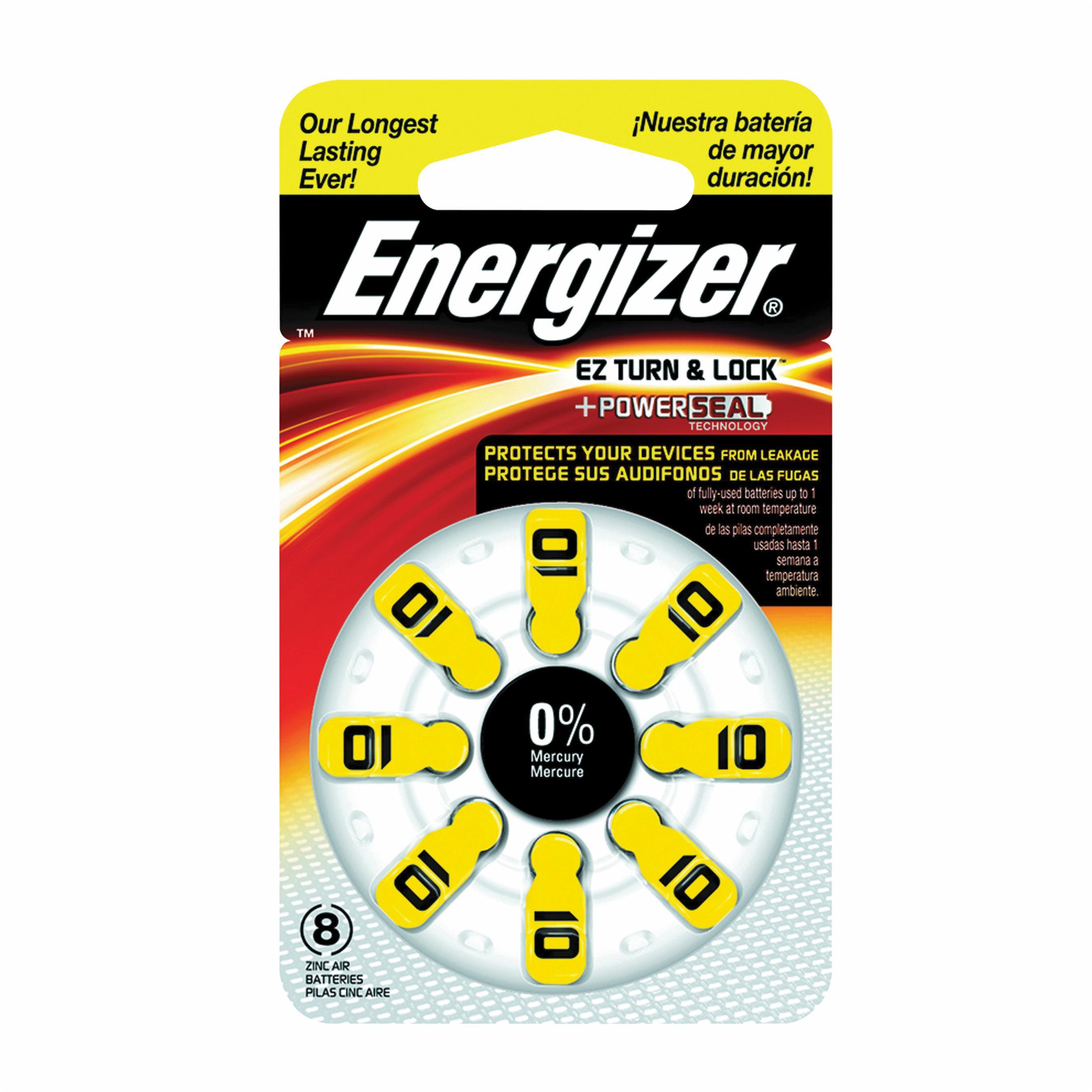 ENERGIZER BATTERY AZ10DP-8