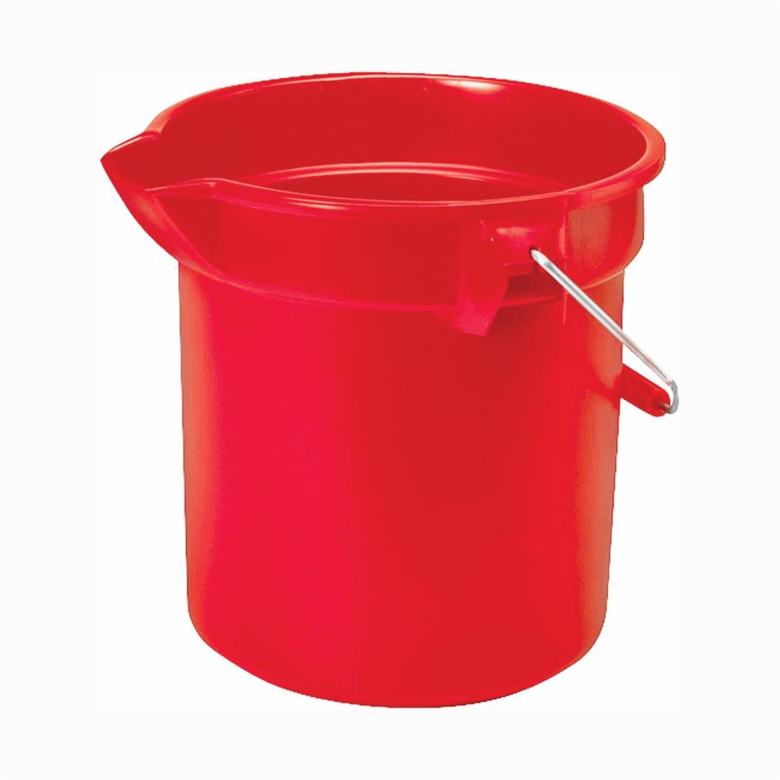 RUBBERMAID 296300RED