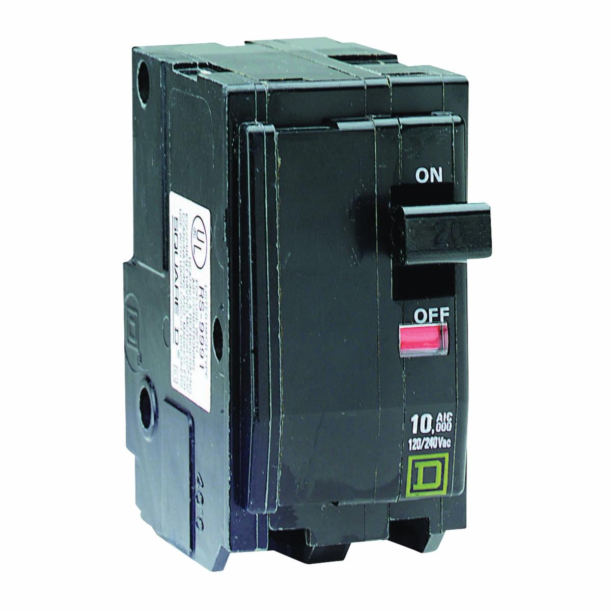 SQUARE D BY SCHNEIDER ELECTRIC QO220CP