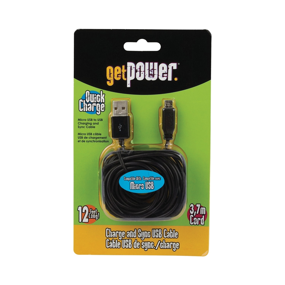 GetPower GP-XL-USB-M
