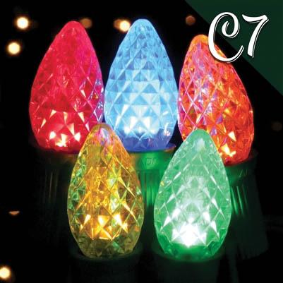 Holiday Bright Lights BU25-LEDFC7-TMU