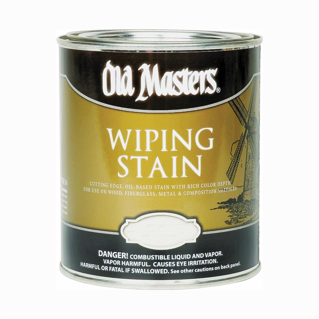 Old Masters Pickling White Gel Stain: OLD MASTERS 12404